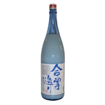清酒 奥飛騨 「合掌造り」(世界遺産) 1800ml