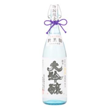 清酒 嘉泉 純米大吟醸 1800ml