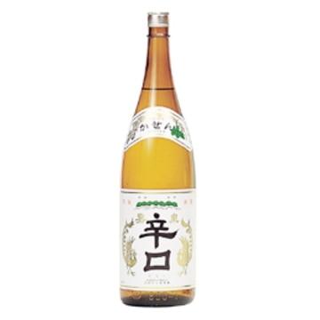 清酒 嘉泉 精選辛口 1800ml