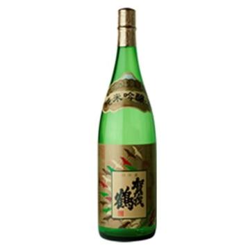 清酒 賀茂鶴 純米吟醸 1800ml