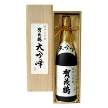 清酒 賀茂鶴 純米大吟醸 大吟峰 DK-A1 1800ml