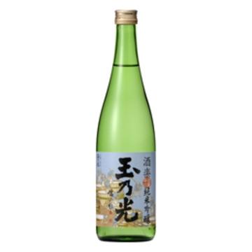 清酒 玉乃光 純米吟醸 酒楽 淡麗辛口 720ml