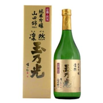 清酒 玉乃光 純米吟醸 凛然山田錦 箱入 720ml
