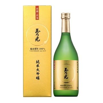 清酒 玉乃光 純米大吟醸 備前雄町 箱入 720ml