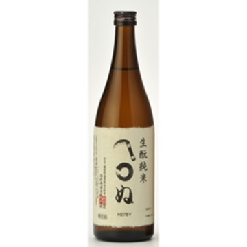 清酒 司牡丹 生もと純米 かまわぬ 720ml
