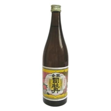 清酒 司牡丹 上撰金凰 本醸造 720ml