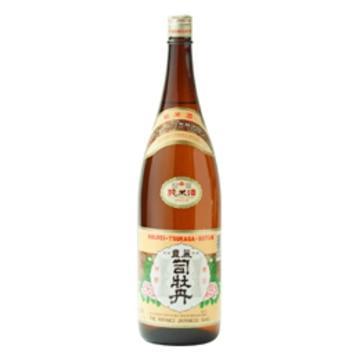 清酒 司牡丹 特撰豊麗 純米酒 1800ml
