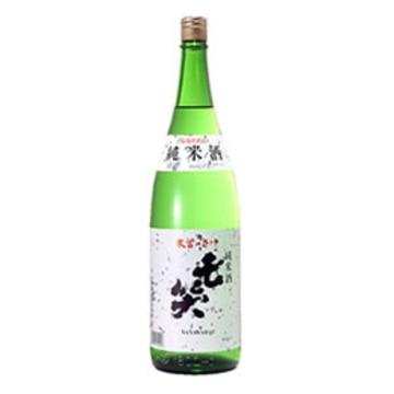清酒 七笑 純米酒 1800ml