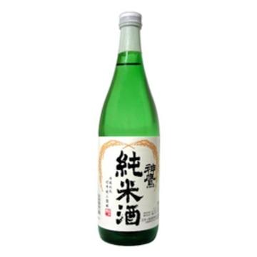 清酒 神鷹 純米酒 720ml
