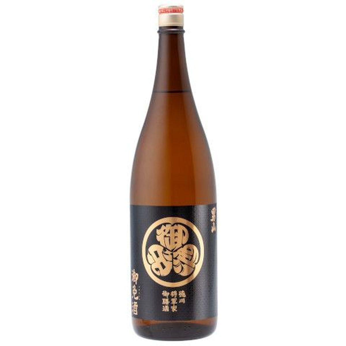 清酒 男山 特別純米 御免酒 1800ml