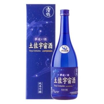 清酒 土佐鶴 夢追い酒 土佐宇宙酒 720ml