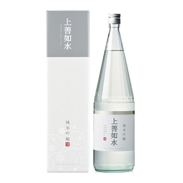 清酒 白瀧 上善如水 純米吟醸 1800ml