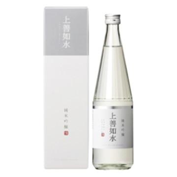 清酒 白瀧 上善如水 純米吟醸 720ml