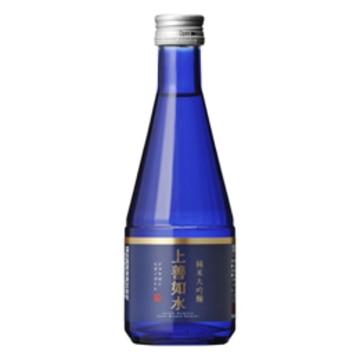 清酒 白瀧 上善如水 純米大吟醸 300ml