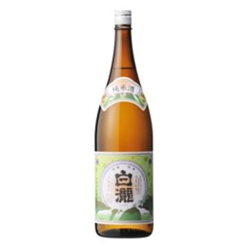 清酒 白瀧 純米 1800ml