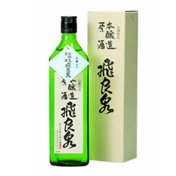 清酒 飛良泉 本醸造原酒 720ml