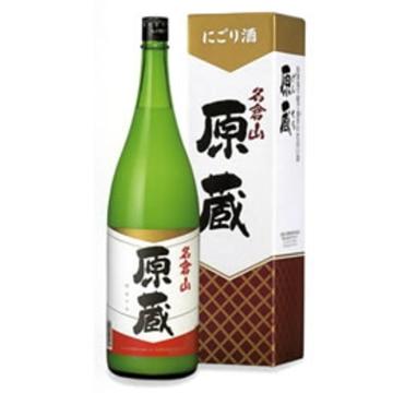 清酒 名倉山 原酒蔵酒 1800ml