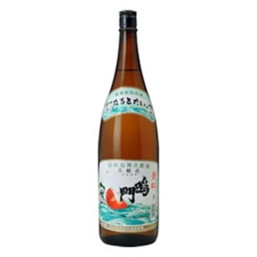 清酒 鳴門鯛 金松 1800ml