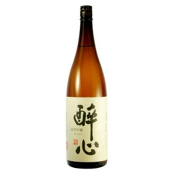 清酒 醉心 純米吟醸 稲穂 1800ml