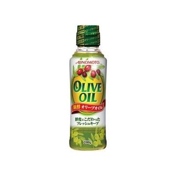 【送料無料】J-オイルミルズ 味の素 オリーブオイル 200g x 6個