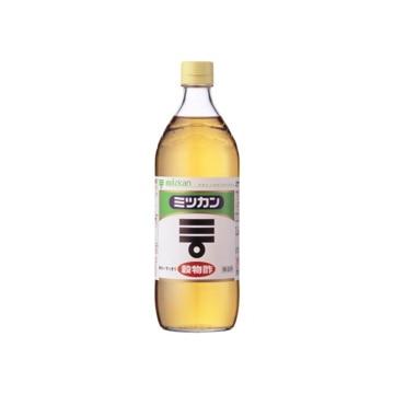 【送料無料】Mizkan ミツカン 穀物酢 900ml x12