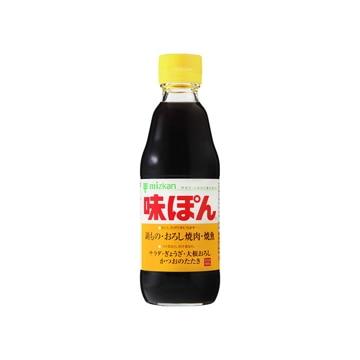Mizkan ミツカン  味ぽん  360mL  x  20