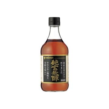 Mizkan ミツカン 純玄米酢 500mL x 6
