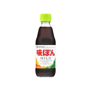 Mizkan ミツカン 味ぽん MILD 360mL x 12個