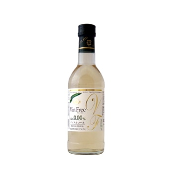 アルプス 【2個入り】ヴァンフリー 白 瓶 300ml x2