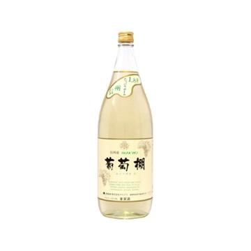 アルプス 葡萄棚 白ワイン 1.8L x 1