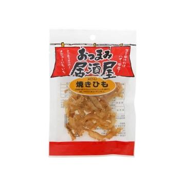 オカベ 日本橋菓房 おつまみ居酒屋 焼きひも 16g x12