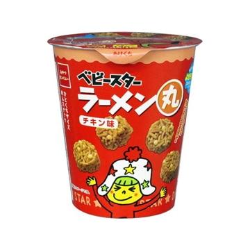 <ひかりTV>【送料無料】ベビースターラーメン丸チキン味 63g x12画像