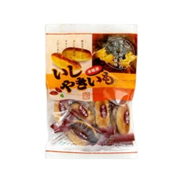 お菓子のシアワセドー シアワセドー いしやきいも 155g x10