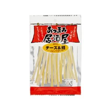 なとり 日本橋菓房 おつまみ居酒屋 チーズ&鱈 29g x12