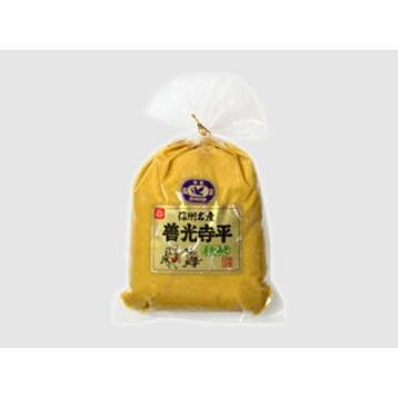 マルモ青木味噌醤油醸造場 マルモ青木 善光寺平 味噌 白 袋 1kg x6