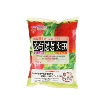 マンナンライフ 蒟蒻畑 りんご味 25g x 12 x 12