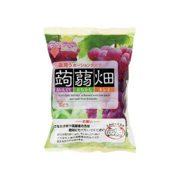 マンナンライフ 蒟蒻畑 ぶどう味 25g x 12 x 12