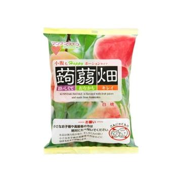 マンナンライフ 蒟蒻畑 白桃味 25g x 12 x 12