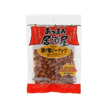 ミツヤ 日本橋菓房 おつまみ居酒屋 揚げ塩ピーナッツ 69g x 12