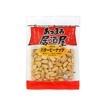 ミツヤ 日本橋菓房 おつまみ居酒屋 バターピーナッツ 88g x12