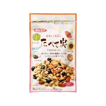 ミツヤ 日本橋菓房 素材菓子 たべて実 33g x10