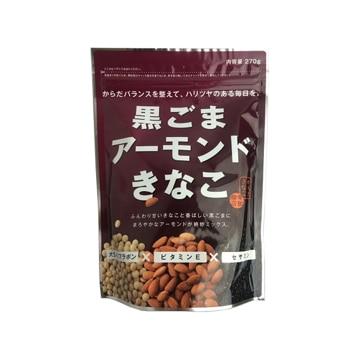 幸田商店 黒ごまアーモンドきなこ 270g x10