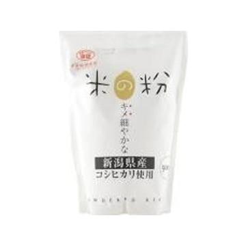 幸田商店 新潟産米の粉 スタンド 500g x10