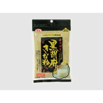 幸田商店 黒胡麻きな粉 120g x 10