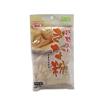 幸田商店 砂糖入りきな粉 100g x10