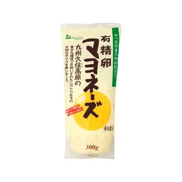 創健社 有精卵マヨネーズ 300g x10