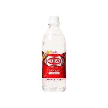 アサヒ飲料 ウィルキンソン  タンサン  500mL  x  24