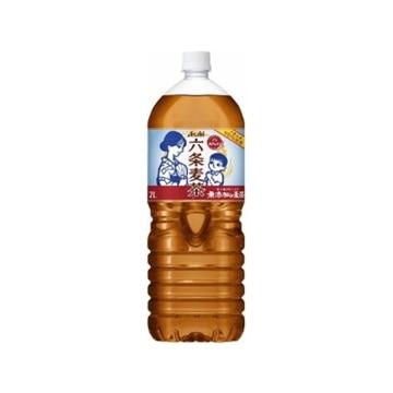 <ひかりTV>【送料無料】アサヒ 六条麦茶 ペット 2L x6画像