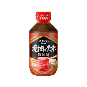 エバラ食品工業 エバラ  焼肉のたれ  醤油味  300g  x  12