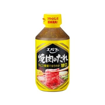 <ひかりTV>【送料無料】エバラ 焼肉のたれ 甘口 300g x12画像